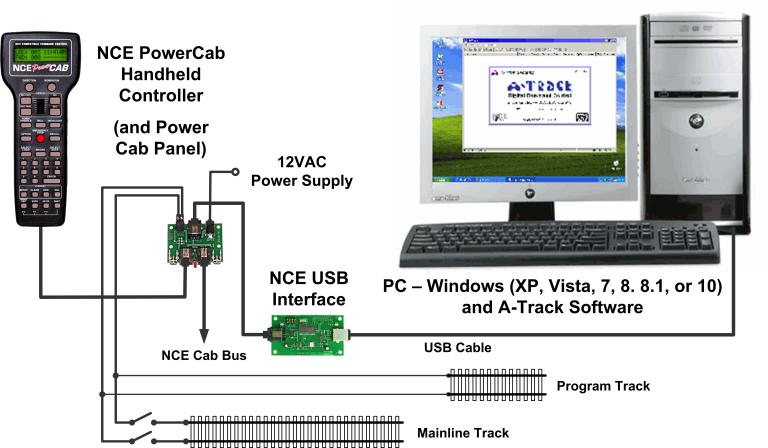 Dcc Track Bus Wiring - Schematics Online on